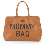 Childhome, Torba Mommy Bag Brązowa