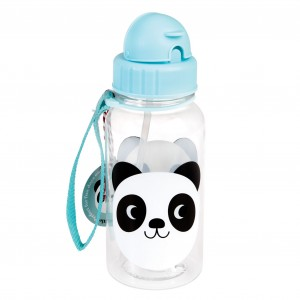 Rex London, bidon na wodę, 500 ml, Panda