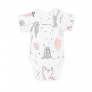 COLORSTORIES Body shortsleeve Bunny rozmiar 62 cm