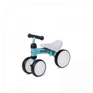 CHILDHOME Rowerek biegowy VROOM mint blue