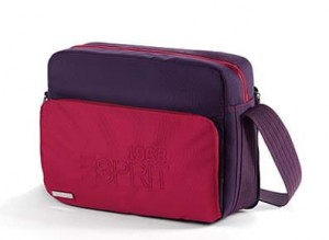 ESPRIT Torba na akcesoria  AUTHENTIC LILAC RED